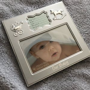 Baby stats picture frame 🖼